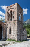 Mystras Agia Sophia Convent Stock Photo