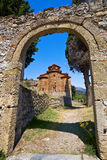 Mystras, Evangelistria Church Royalty Free Stock Image