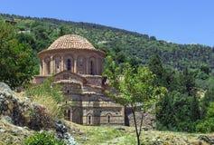 Mystras, Grecja Fotografia Royalty Free