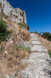 Mystras Greece Stock Photos