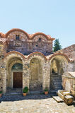 Mystras, Greece Royalty Free Stock Images
