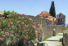 Mystras, Greece Stock Photo