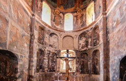 Mystras Metropolis Cathedral Stock Photography
