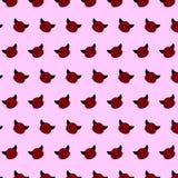 Mysz - emoji wzór 79 royalty ilustracja