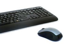 Mysz i klawiatura Obrazy Stock