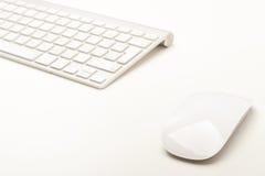 Mysz i klawiatura Zdjęcia Stock