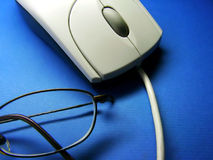 mysz komputerowa Zdjęcia Stock