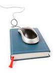 mysz komputerowa księgowa Zdjęcie Stock
