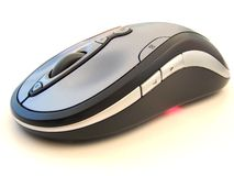 mysz komputerowa optycznej Obraz Stock