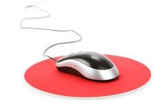 mysz komputerowy ochraniacz zdjęcia royalty free