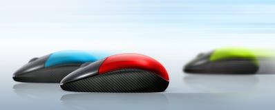 mysz super Zdjęcie Stock