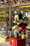 Myszki Miki muzeum Zdjęcia Stock