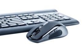 myszy klawiaturowy radio Fotografia Stock