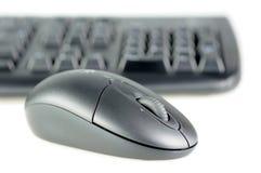 myszy klawiaturowy radio Obraz Royalty Free