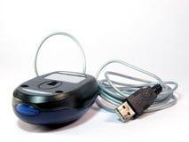 myszy przewrócenie Zdjęcie Stock