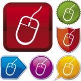 myszy serię ikony Obraz Royalty Free