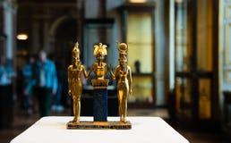 Myt av Osiris och Isis royaltyfri fotografi