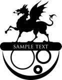 Myth logo design. Illustration of myth logo design Vector Illustration
