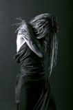 mythic flicka fotografering för bildbyråer