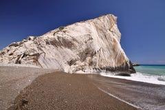 Mythical Aphrodite's Rock, Cyprus Stock Photo