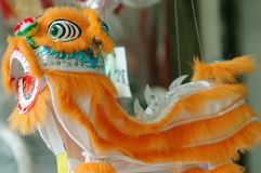 Mythical Chinese Dragon Royalty Free Stock Images
