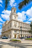 Beautiful Old havana. Mythical Old Havana in Cuba, architecture Stock Image