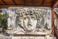 Mythischer Gorgon Medusa lizenzfreies stockfoto