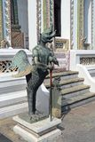 Mythischer Vogel, Bangkok, Thailand Stockfotografie