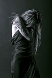 Mythisches Mädchen Stockbild