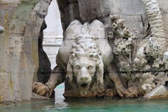 Mythologic monster Royalty Free Stock Image