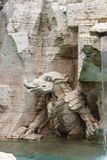 Mythologic potwór Zdjęcia Stock