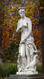 Mythological classical statue in public park Stock Photo