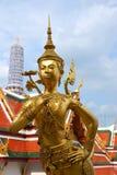 Mythological creature, thai Royalty Free Stock Photography