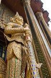 Mythological figure of the indian epic ramayana Stock Images