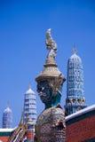 Mythological giant Royalty Free Stock Image