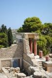 Mythological landscape Royalty Free Stock Images