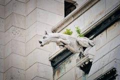 Mythological sculpture Royalty Free Stock Image