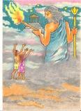 Mythologie Photos libres de droits