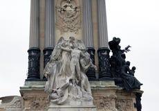 Mythology statue detail Stock Photos