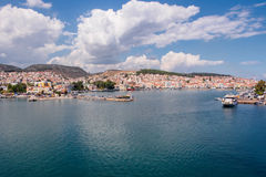 Mytilene Royalty Free Stock Photography