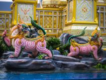Mytiska varelser av Himvanta Royaltyfria Bilder