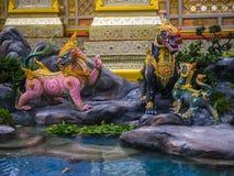 Mytiska varelser av Himvanta Royaltyfri Fotografi