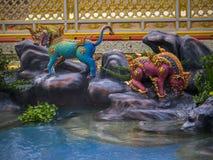 Mytiska varelser av Himvanta Arkivfoto