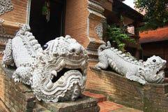 Mytiska varelser Thailand Royaltyfri Fotografi
