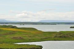 myvatn Стоковая Фотография RF