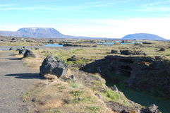 Myvatn Royalty Free Stock Photography