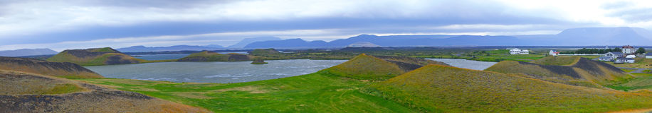Myvatn. Royalty Free Stock Image