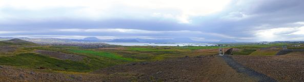 Myvatn. Royalty Free Stock Photography