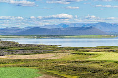 Myvatn Royalty Free Stock Images