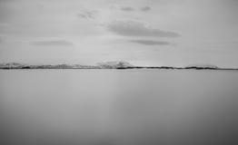 Myvatn Lake  in iceland Royalty Free Stock Image